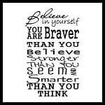 believe in yourselfsmall